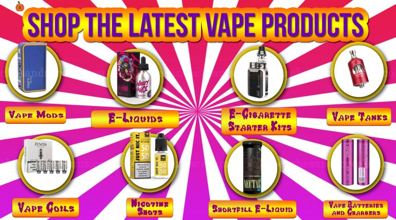 Best E-Liquid Brands and Flavours to Try this Year