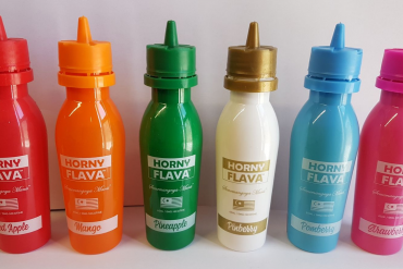 A VAPE REVIEW OF THE FULL LINE OF HORNY FLAVA ELIQUID FOR 2019