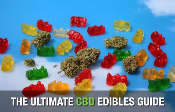 The Ultimate CBD Edibles Guide