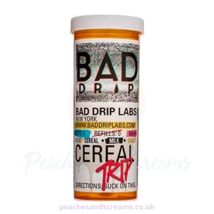 Cereal Trip E-Liquid by Bad Drip Labs Vape Juice
