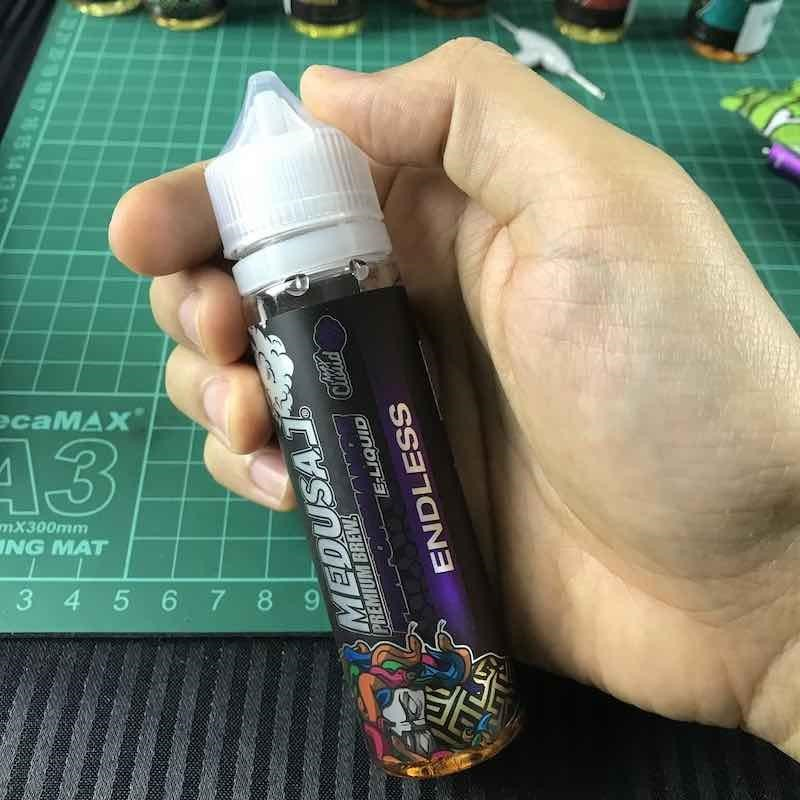 Endless Vape Liquid (20PG/80VG, 3mg)
