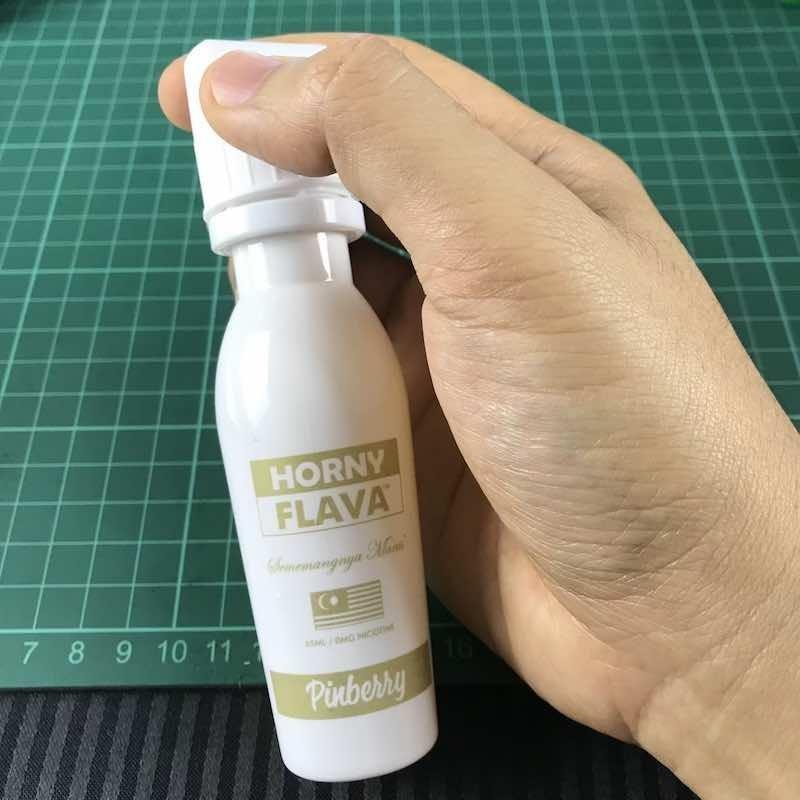 Horny Flava Pinberry E-Liquid Review