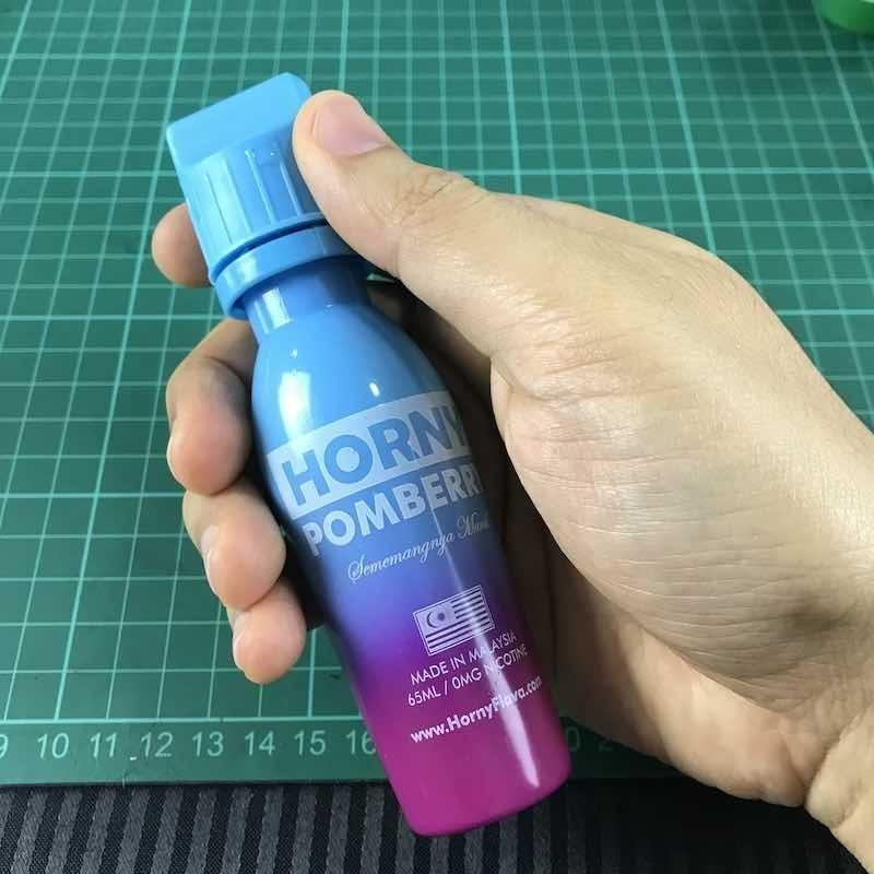 Horny Flava Pomberry Vape Juice Review