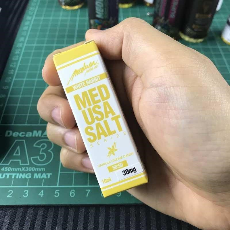White Rabbit Salt Nic (50PG/50VG) 30mg