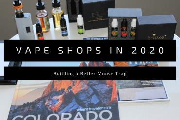 VAPE SHOPS IN 2020