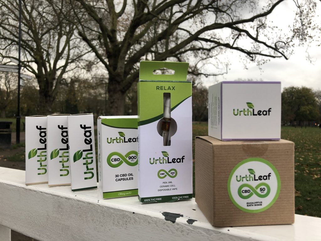 UrthLeaf CBD Products Review