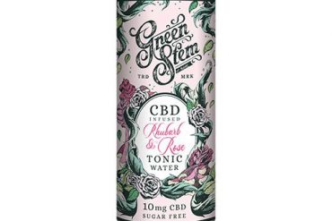 Award-Winning Green Stem CBD Release Delectable Range Of CBD Tonic Waters
