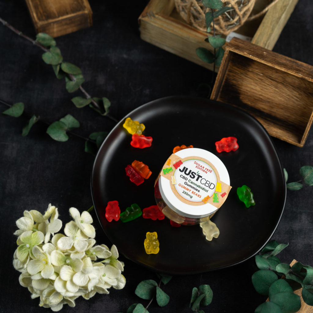 Sugar Free CBD Gummies
