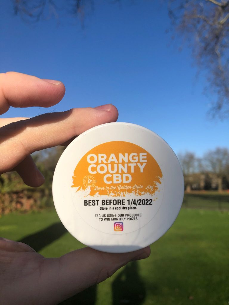 Wrapping it All Up – My Take on Orange County CBD Brand