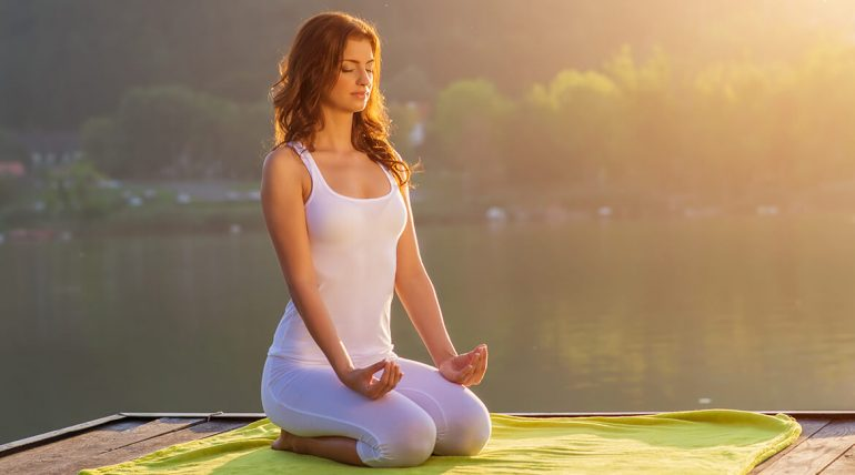 Relax Your Body and Mind with CBD and Yoga