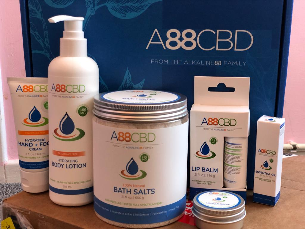 A88CBD Review – CBD Oil Tinctures, CBD Capsules and CBD Salves and Lotions Line Up