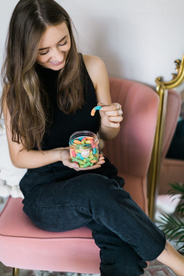 Benefits Of CBD Gummies For Treating Pain, Stress, Anxiety, Nausea And Aiding Sleep