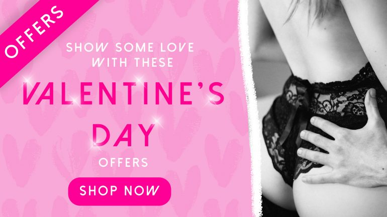 Sexy Valentine's Day Lingerie Sets 2021
